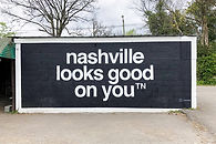 Nashville Mural tour