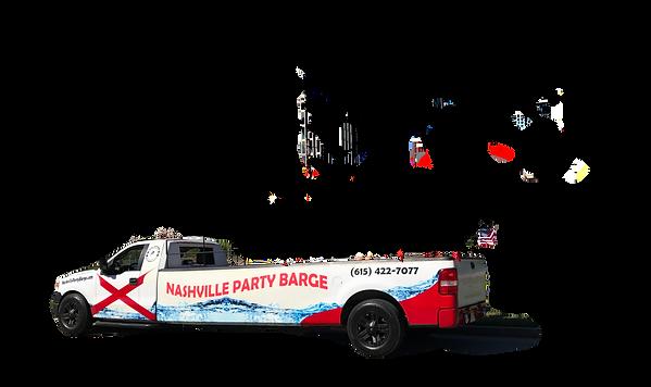 Nashville Party Barge | Nashville's top party bus