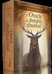 Arnaud Riou L'oracle du peuple animal.pn