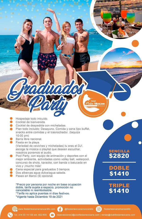 Graduados Party