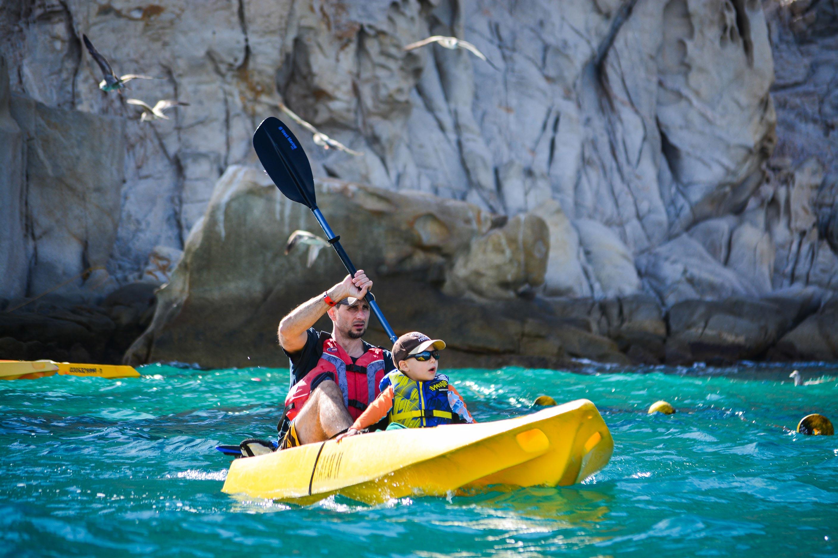 kayack Los Cabos