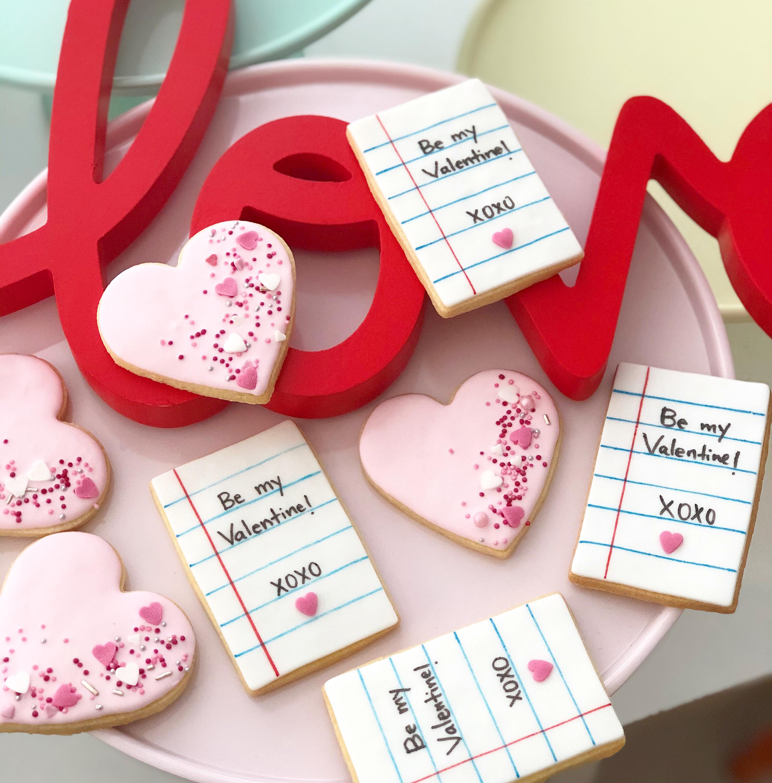 Galletas San Valentin 1