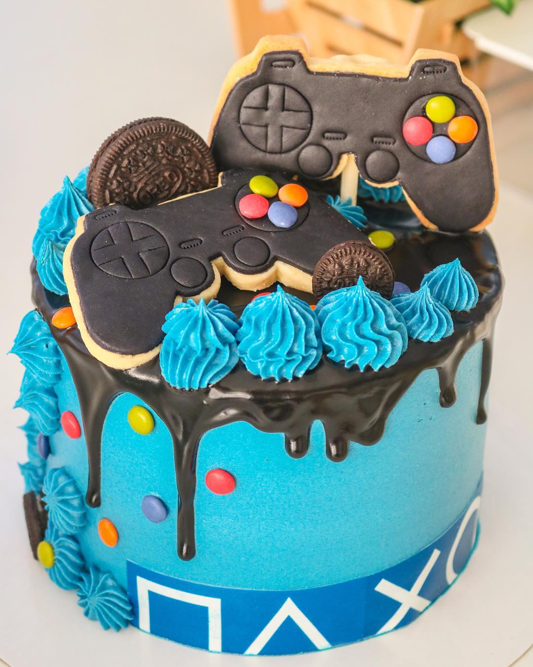 Tarta Play Station