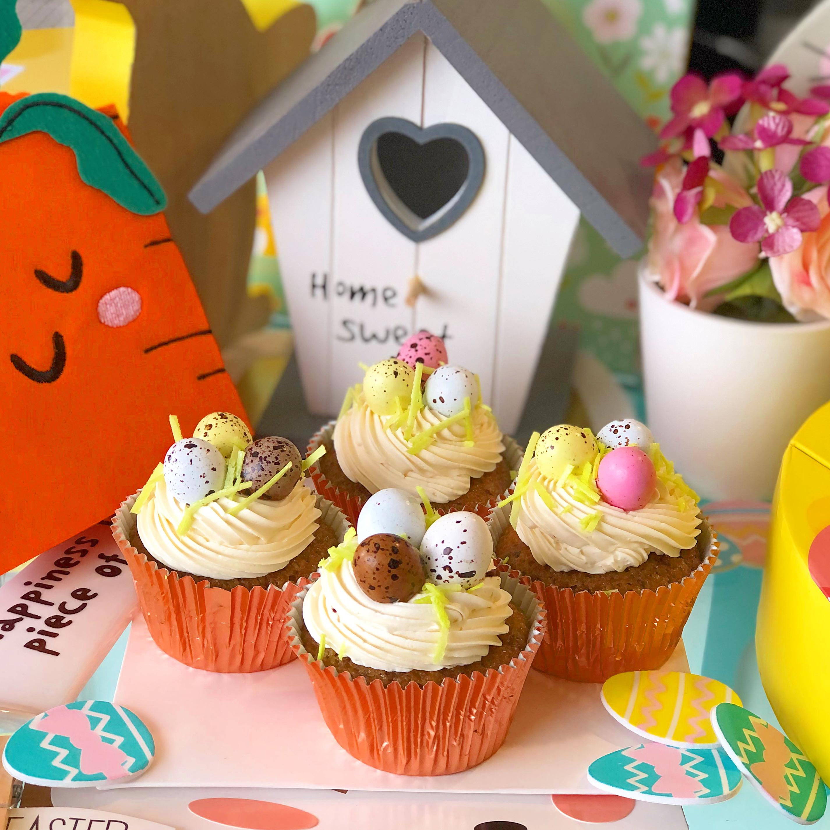 Cupcakes nido 2