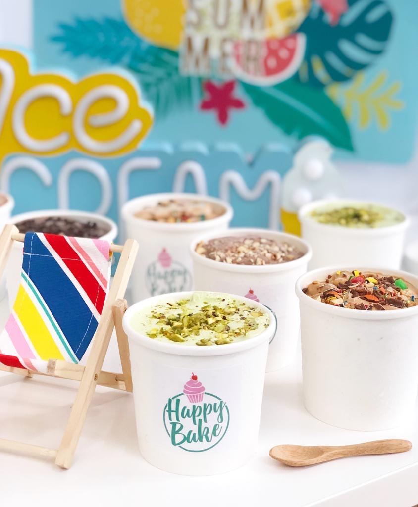 Happy helados