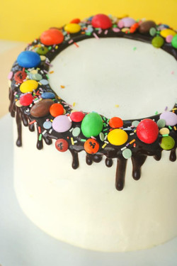 Drip cake sencilla