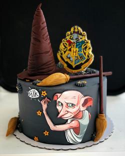 Tarta Dobby Harry Potter