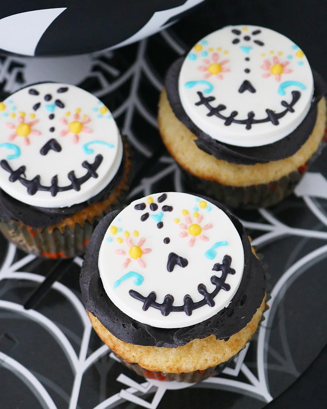 Cupcakes Catrina