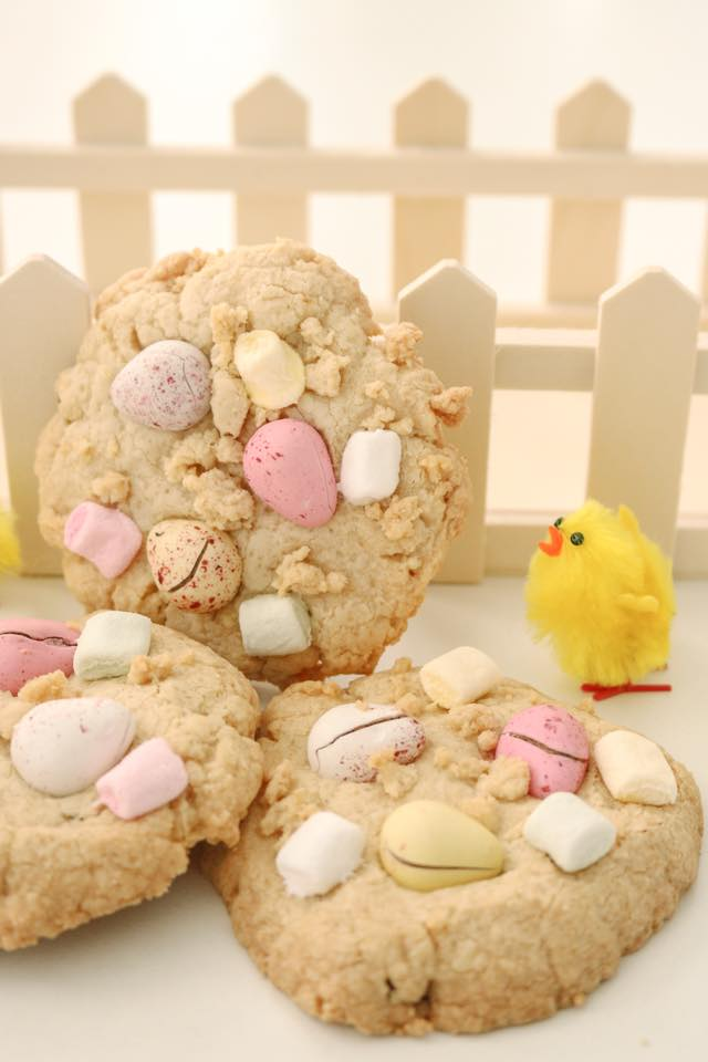 Cookies Pascua