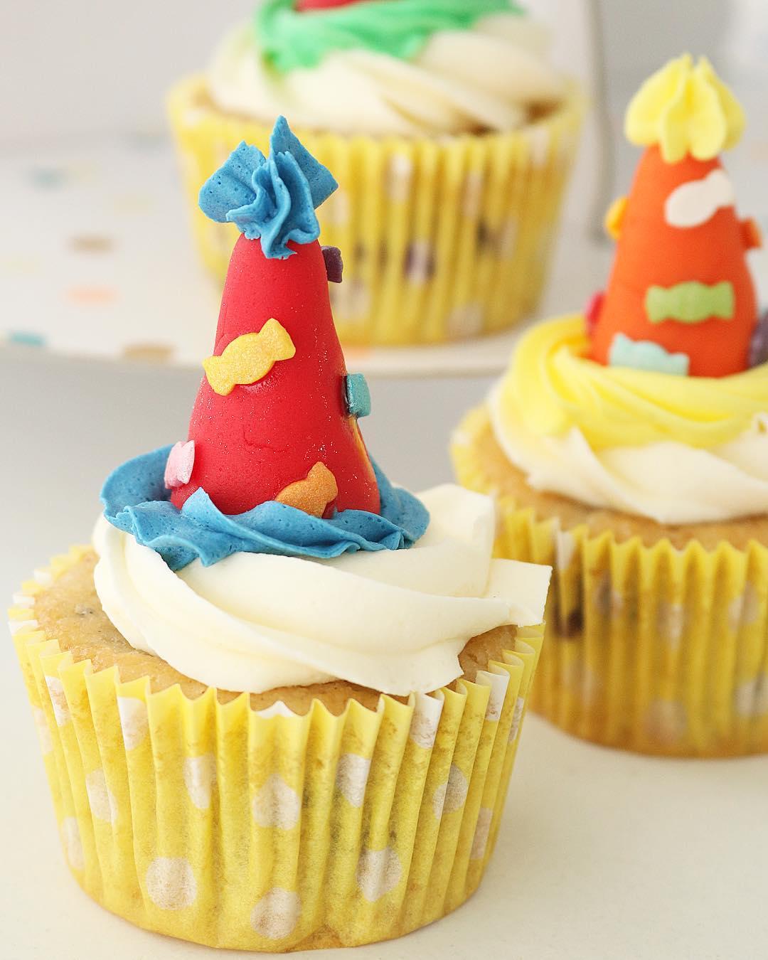 Cupcakes sombrero fiesta