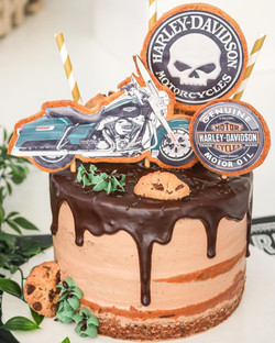 Drip cake Harley