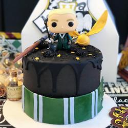 Tarta Draco Malfoy