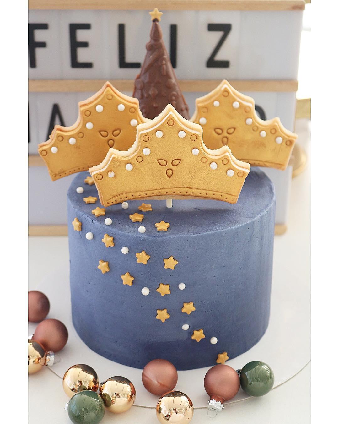 Tarta Reyes Magos