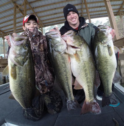 Bass Guide Fishing Tennessee River