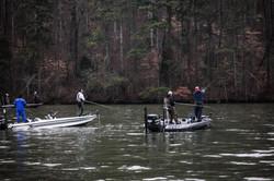 Bass Fishing Guide North Alabama