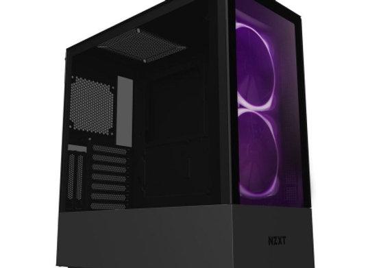 NZXT H510 ELITE ATX Noir/Noir +fenêtr