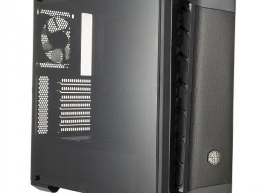 COOLER MASTERBOX MB511 Noir + fên