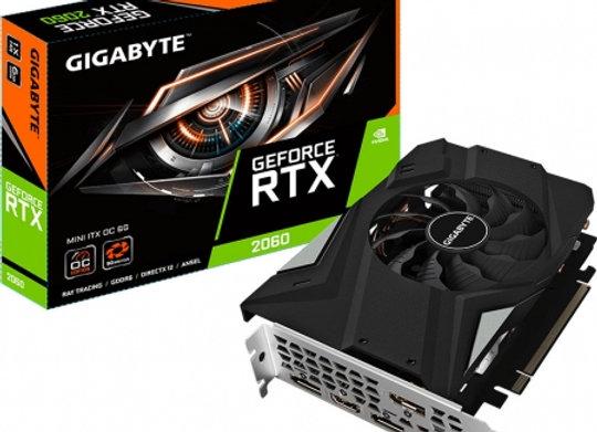 GIGABYTE RTX 2060 MINI ITX OC 6G