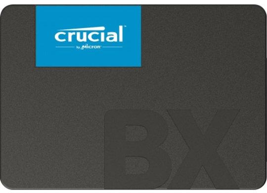 SSD CRUCIAL 2.5 BX500 SATA 120G
