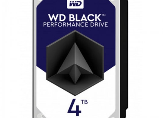 WD Black 4To SATA6 7200T