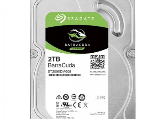 "SEAGATE 3.5"" BarraCuda 2To 7200T"