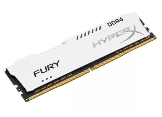 DDR4 Hyper X fury Blanche 8 Go 3200Mhz 1X8 Go