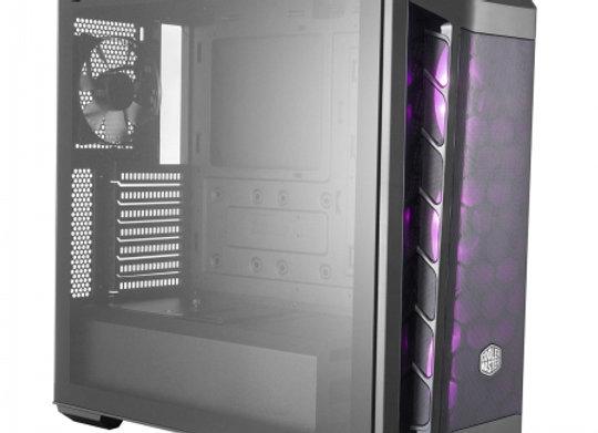 COOLER MASTERBOX MB511 RGB Noir+fên