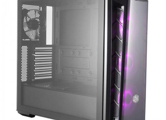 COOLER MASTERBOX MB520 RGB Noir +fên
