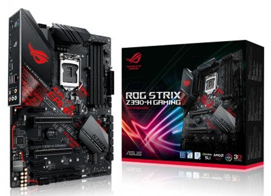 ASUS ROG STRIX Z390-H GAMING