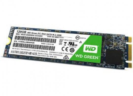 SSD WESTERN DIGITAL M.2 2280 240Gb GREEN