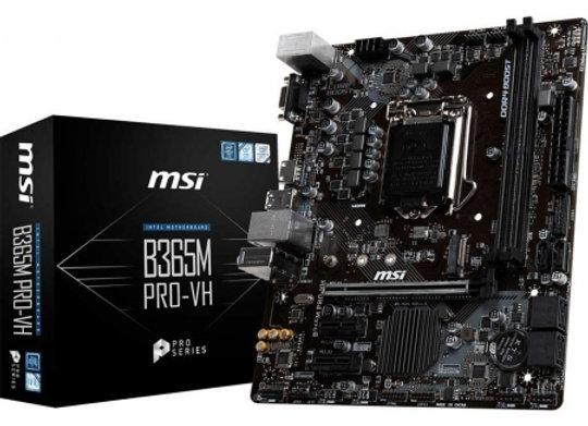 MSI B365M-P-VH