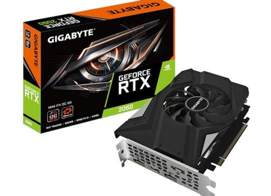 GIGABYTE RTX 2060 IX OC 6G