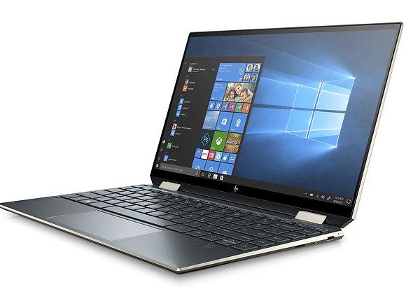HP SPECTRE X360 13-AW0004NF - BLEU POSÉIDON