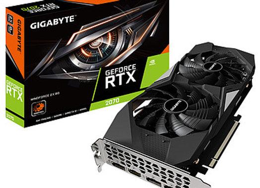 GIGABYTE RTX 2070 WindForce 2 8G