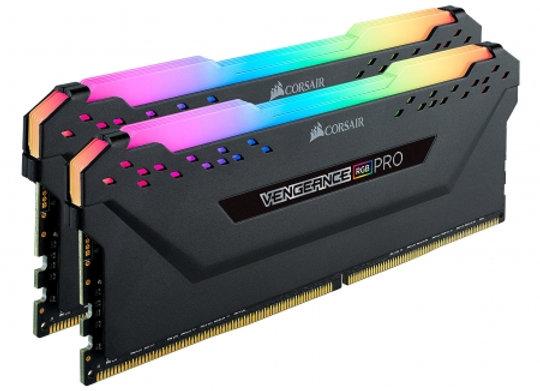 DDR4 Corsair 16Go Vengeance LPX RGB 3200Mhz 2X8 Go