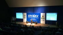 Palestra sobre Siscoserv na 11ª ERCOEX em Chapecó