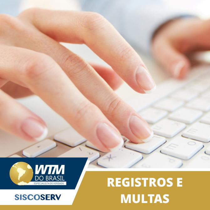Novas orientações da RFB sobre Registros e Multas