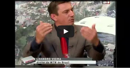 Lisandro Vieira fala sobre Siscoserv no programa Bancada Empresarial
