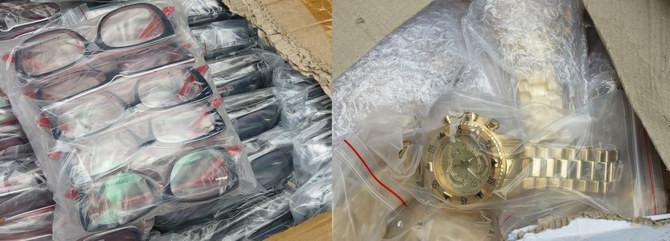 Receita Federal em Boa Vista apreende seis toneladas de produtos contrabandeados