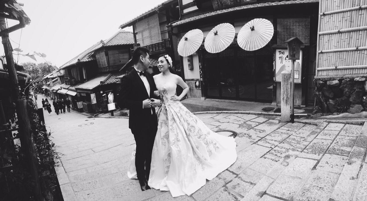 婚禮新秘彩妝造型 Michelle Chang日本婚紗