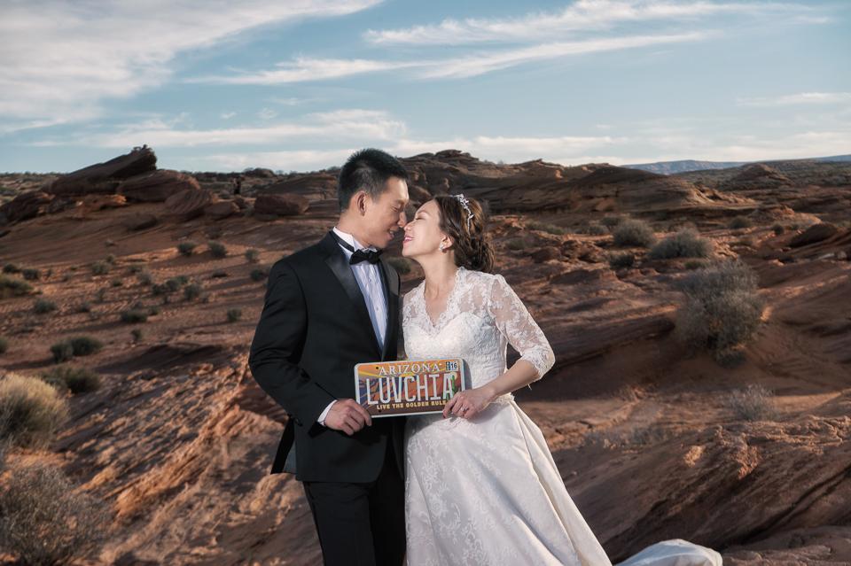 婚禮新秘彩妝造型 Michelle Chang美國婚紗