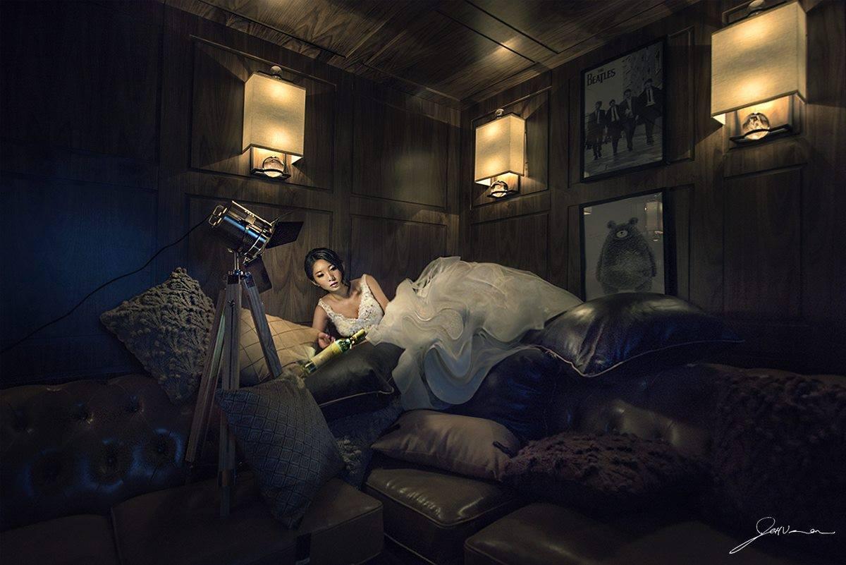 婚禮新秘彩妝造型 Michelle Chang廈門婚紗