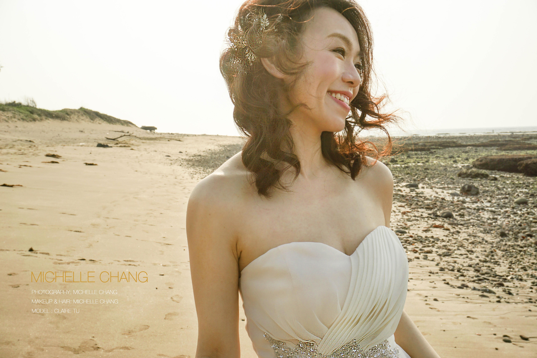 婚禮新秘彩妝造型 Michelle Chang