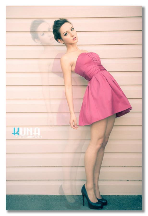 婚禮新秘彩妝造型 Michelle Chang加拿大婚紗