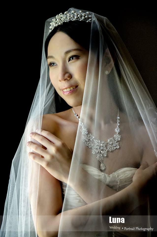 婚禮新秘彩妝造型 Michelle Chang 台灣婚紗