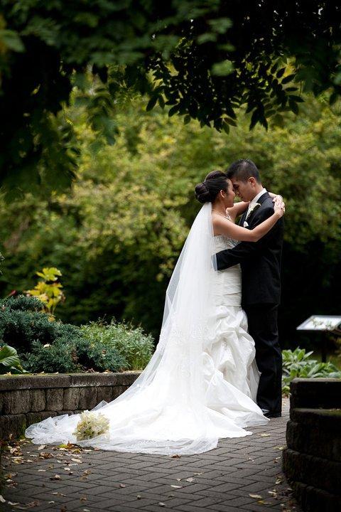婚禮新秘彩妝造型 Michelle Chang加拿大溫哥華婚紗