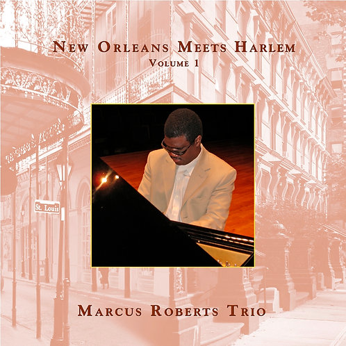 New Orleans Meets Harlem, Vol 1