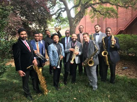 Modern Jazz Generation at Savannah Music Festival