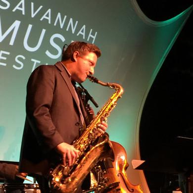 Stephen Riley, tenor saxophone