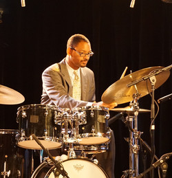 Jason Marsalis on drums